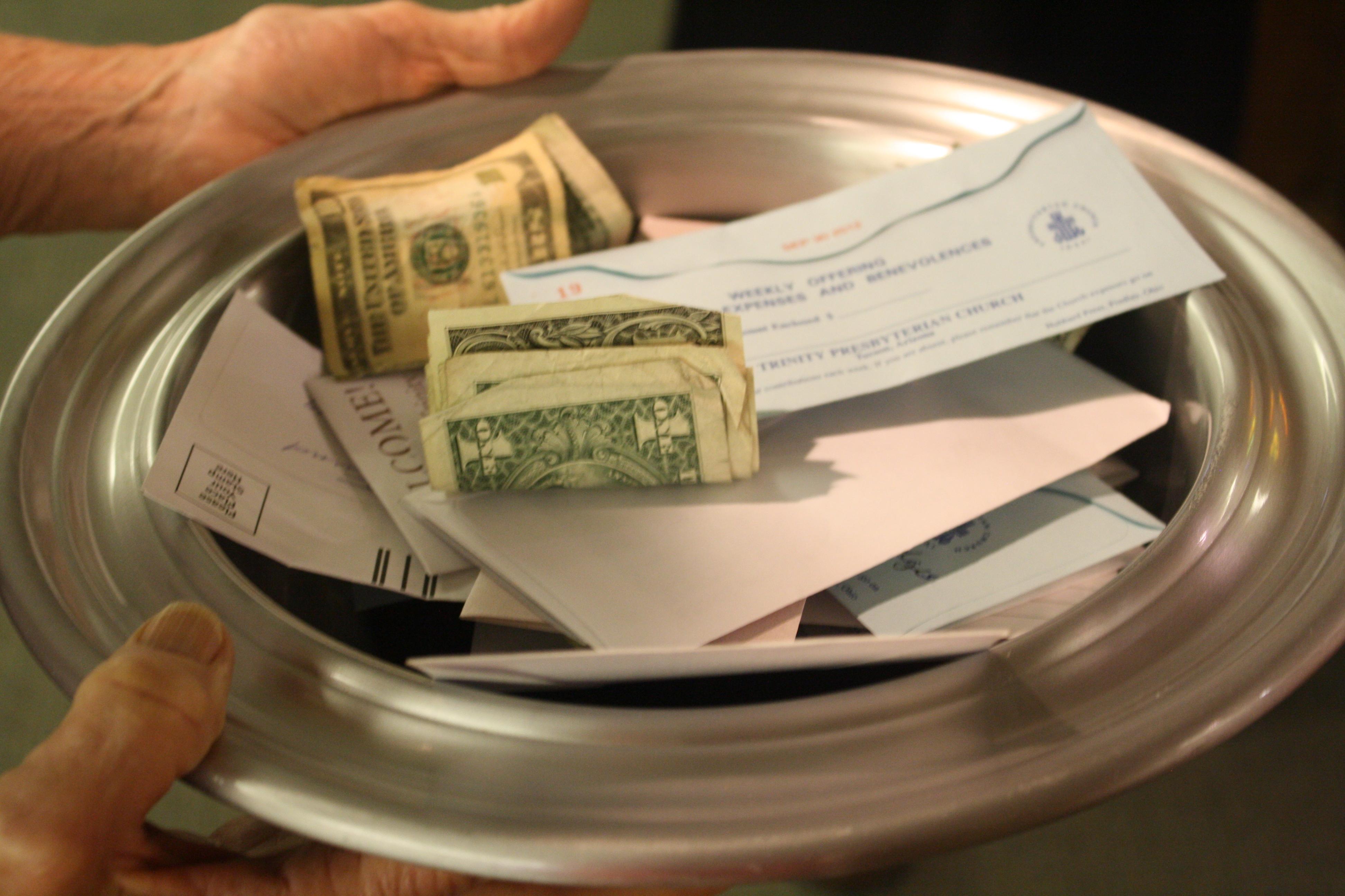 Mission Giving – Trinity Presbyterian Church